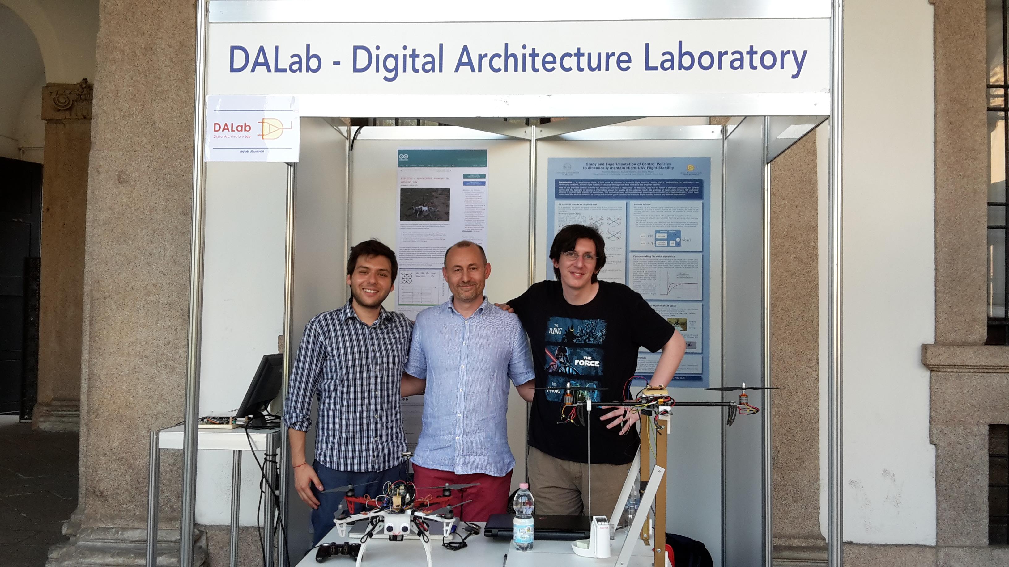 DALab team - Università degli Studi di Milano