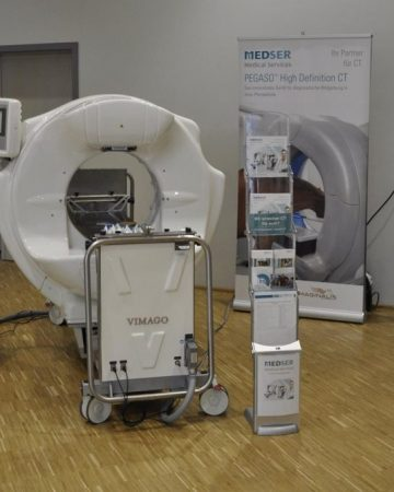 Epica Med – Imaginalis – Vimago CBCT Veterinary Scanner
