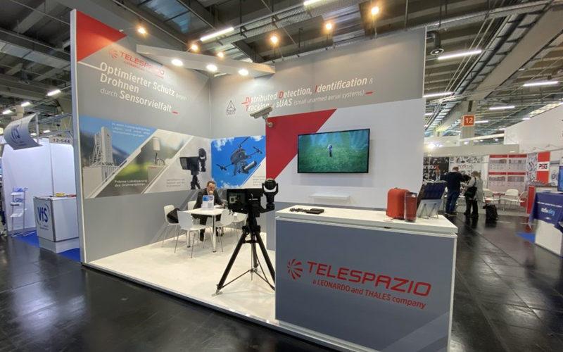Telespazio VEGA Drone Detection System